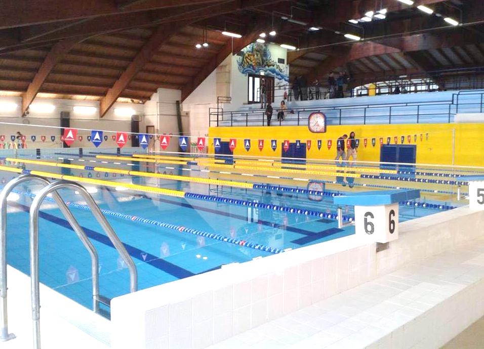 defibrillatore cuore in comune piscina comunale fermo fm